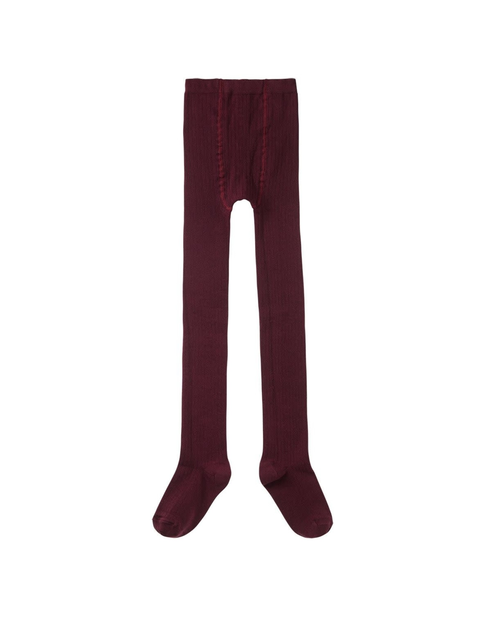 Mingo Rib Tights Plum