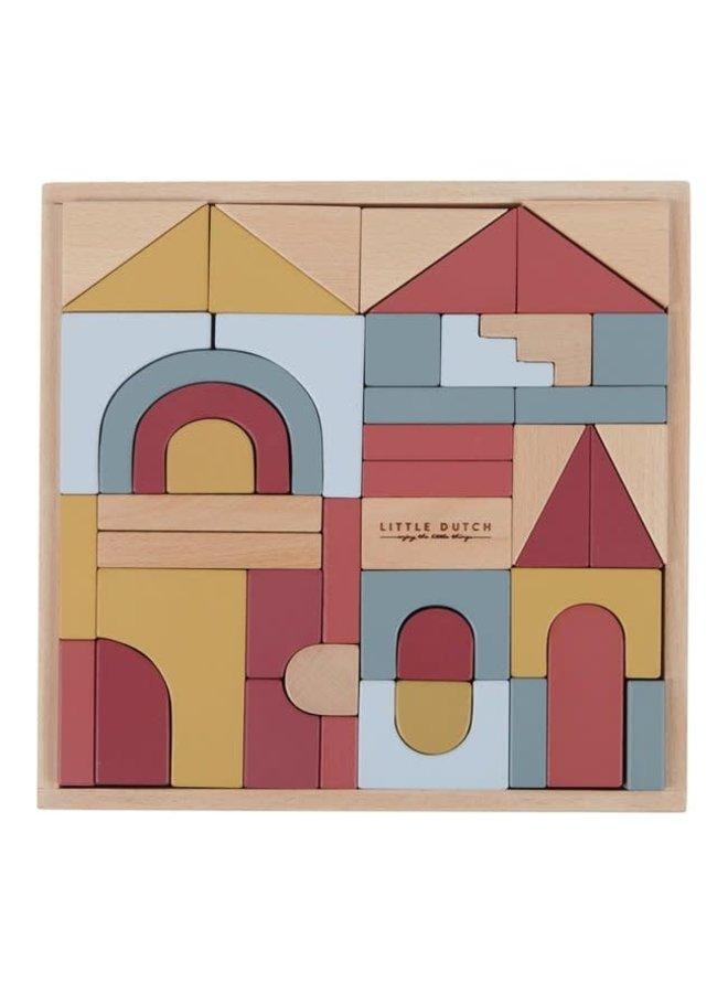 houten blokkendoos