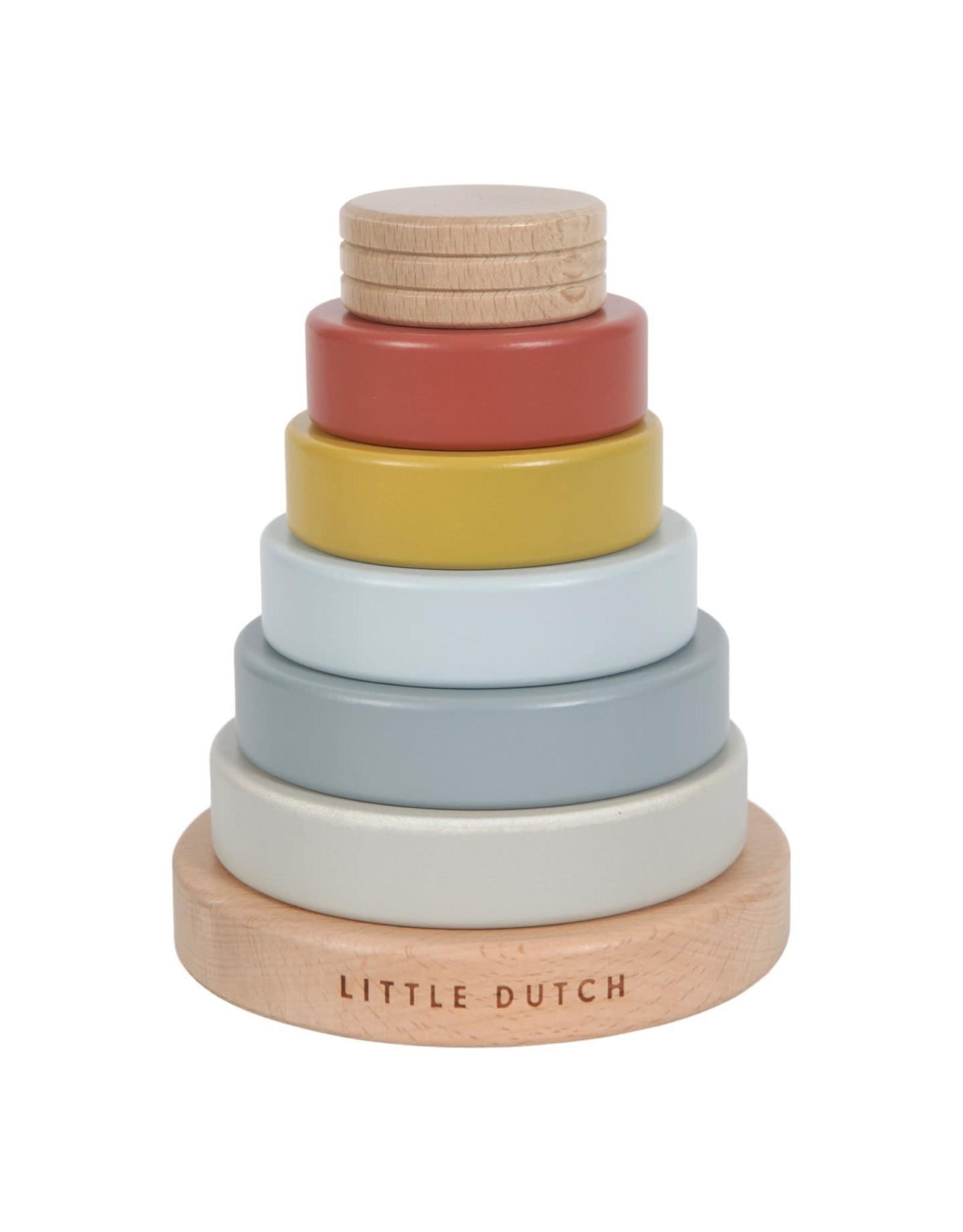 Little Dutch Houten stapeltoren