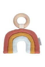 Little Dutch Houten ring regenboog