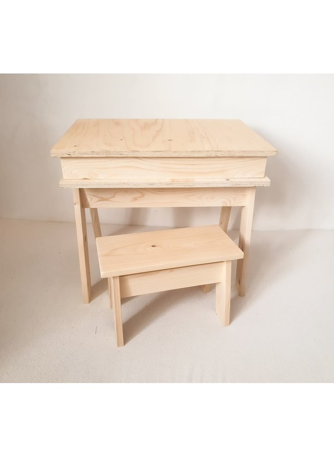 Little Creation Table & Bench