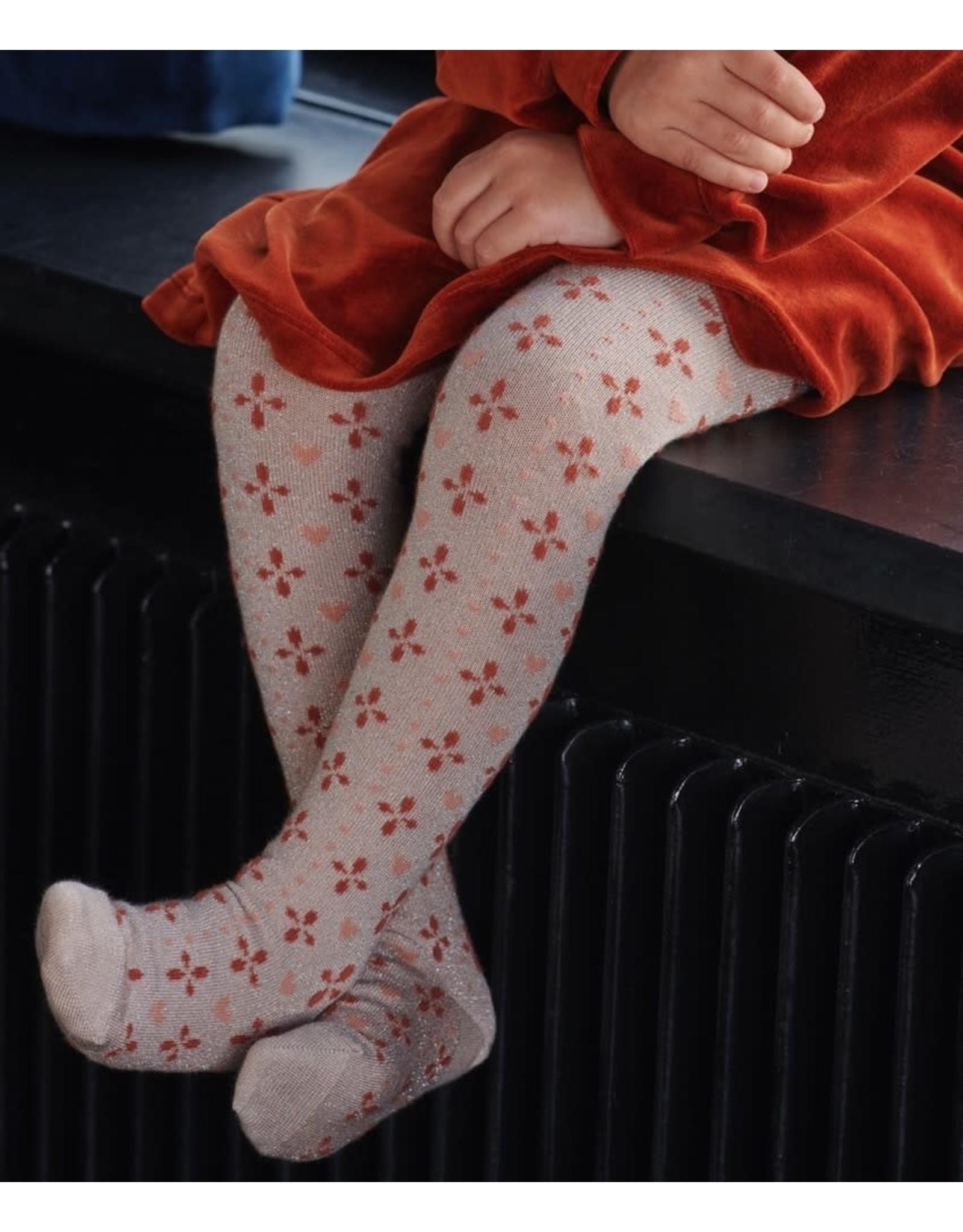 MP Denmark 37079 tights Anine with wool & lurex