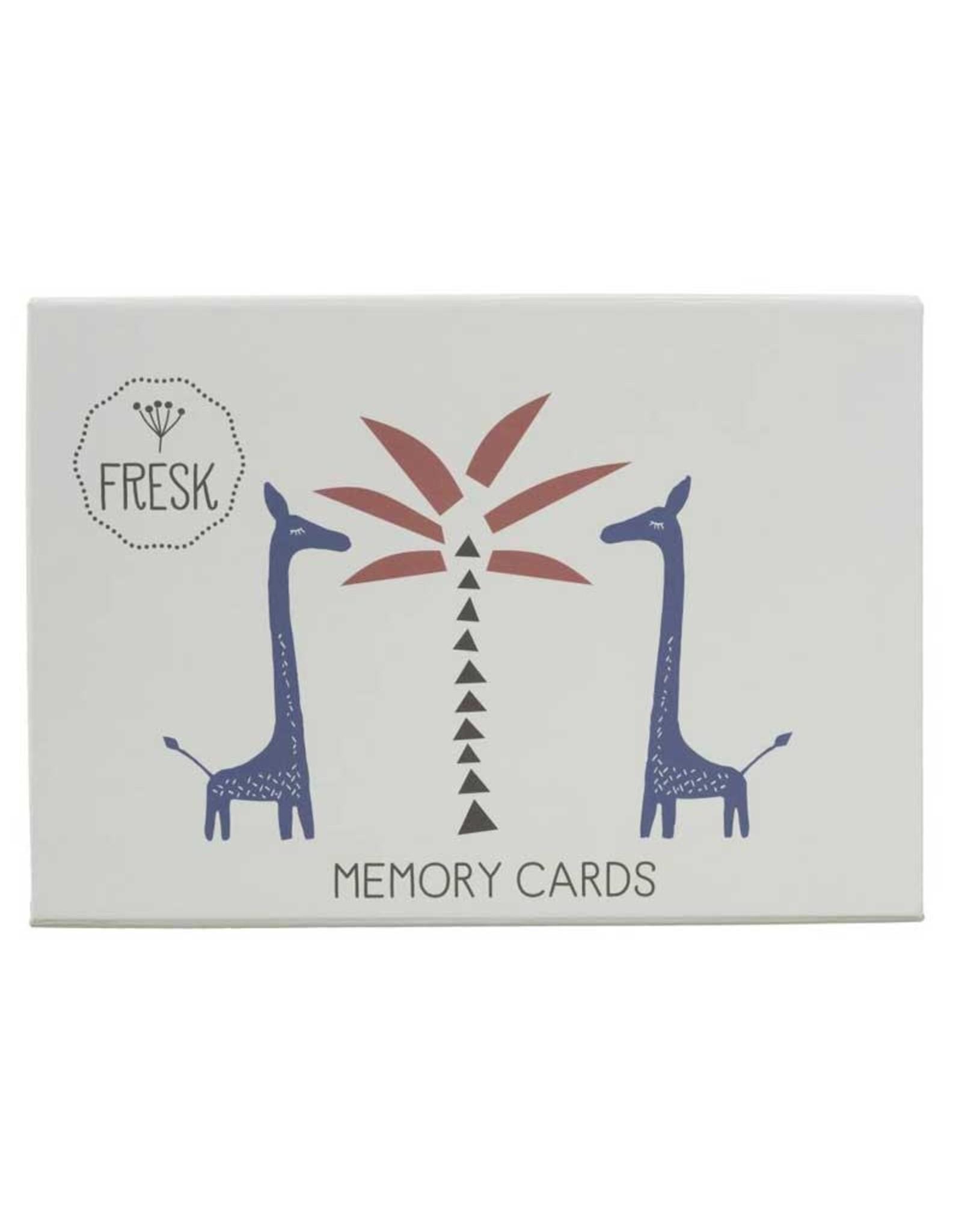 Fresk Memory spel Fresk