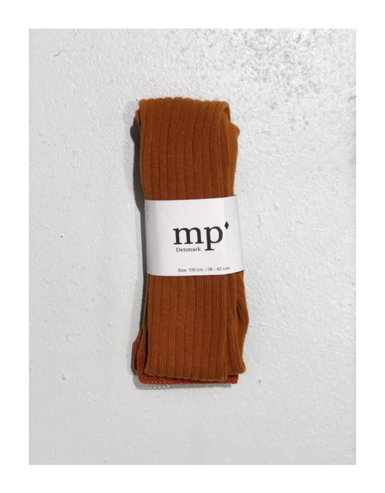 MP Denmark MP denmark Tights cotton rib rust 3127