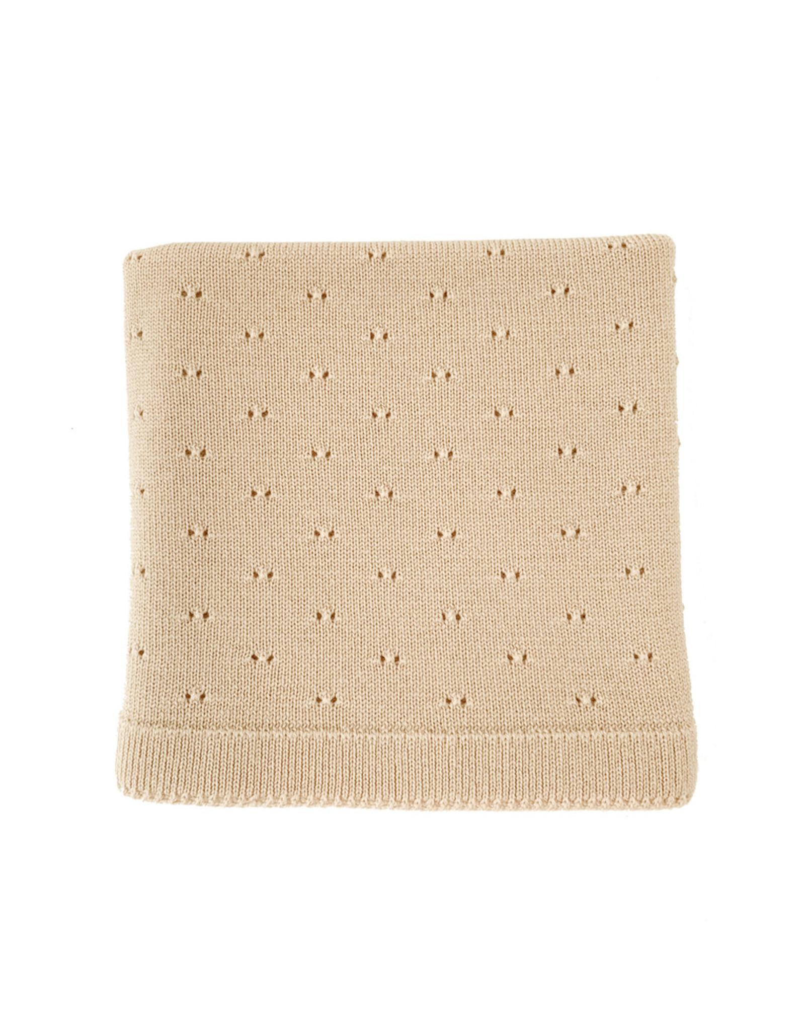 Hvid Blanket Bibi oat