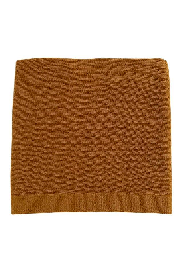 Blanket Deedee caramel
