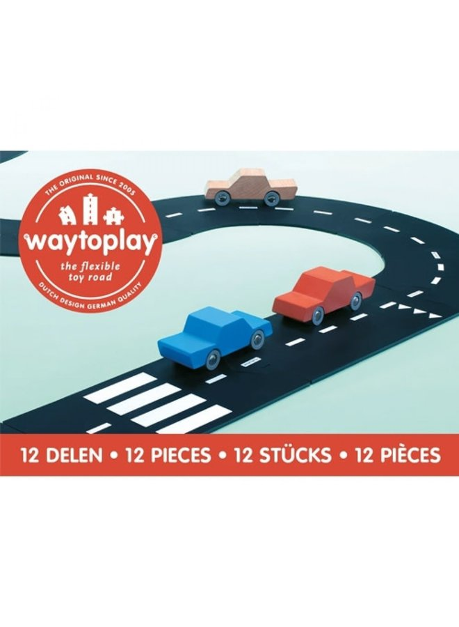 Way to play ringroad (12 delen)