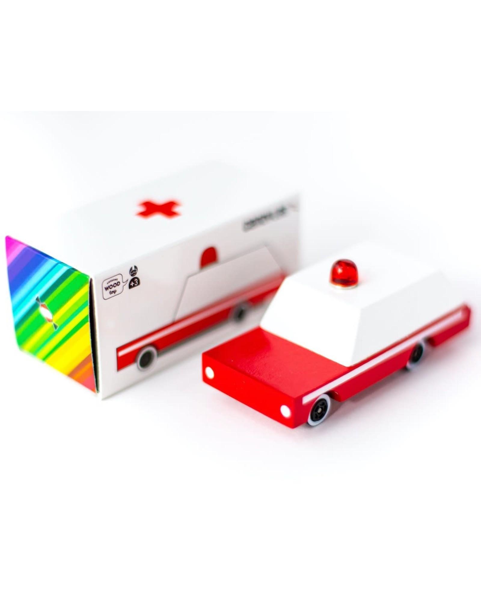 Candylab Toys Candycar - Ambulance