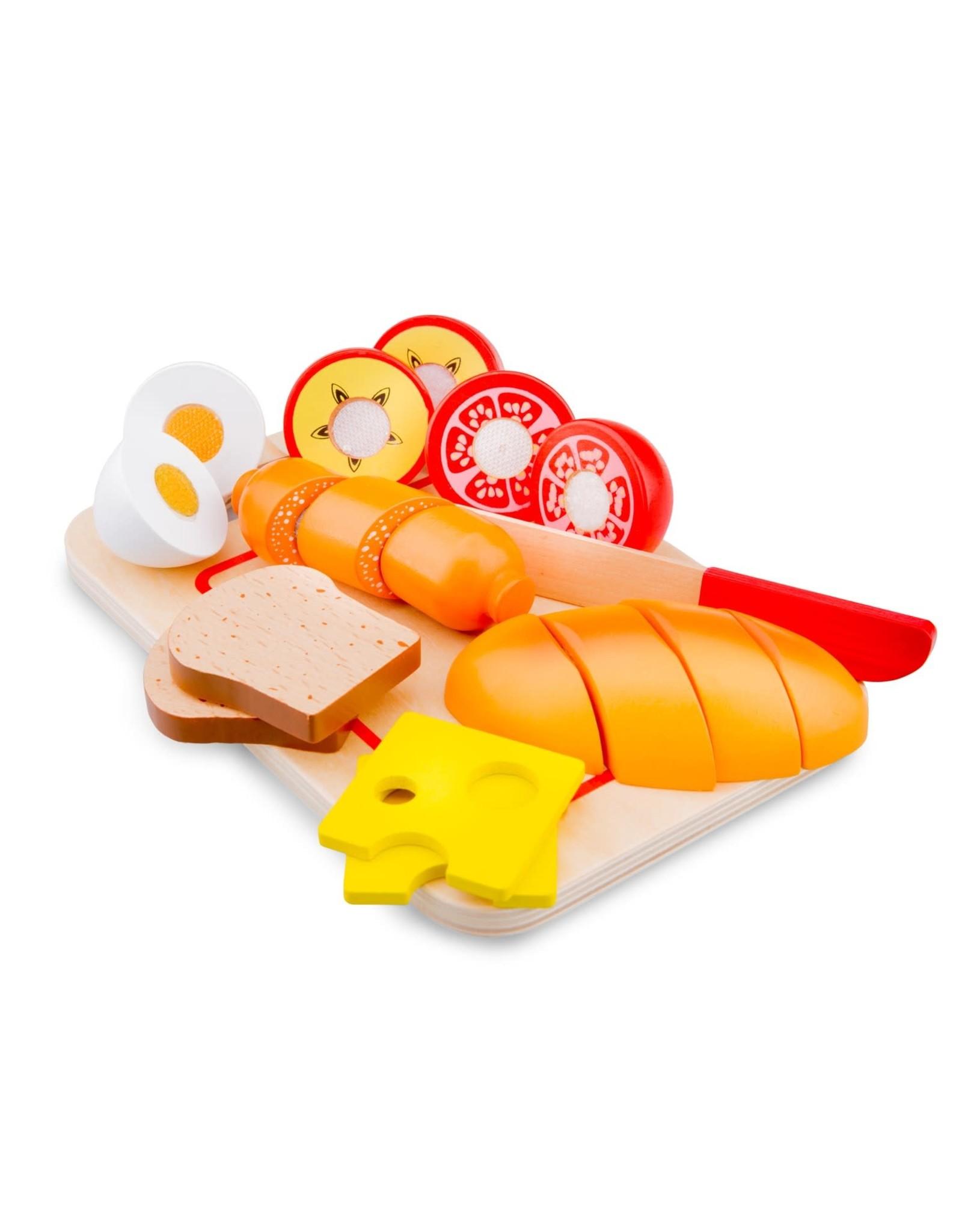 New classic toys Ontbijt snijset