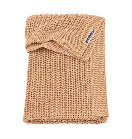 Meyco Deken herringbone Warm Sand 75 x 100 cm