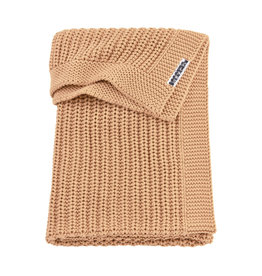 Meyco Deken herringbone Warm Sand 100 x 150 cm