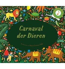 Carnaval der dieren, muziekboek