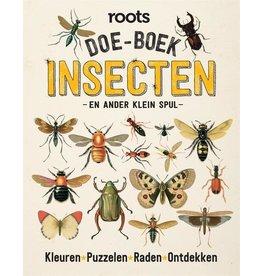 Roots Insecten Doeboek