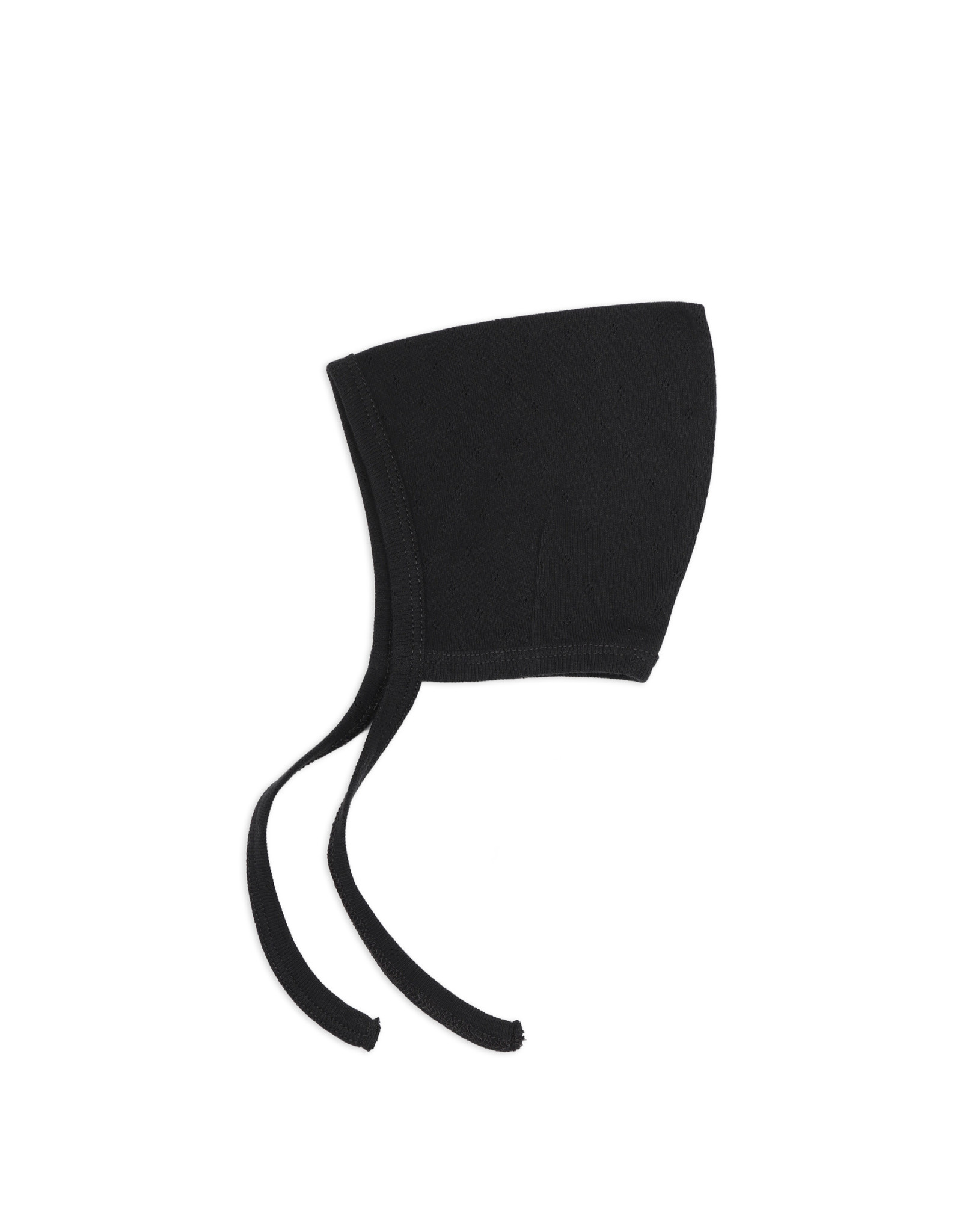 Phil & Phae Pointed bonnet Charcoal