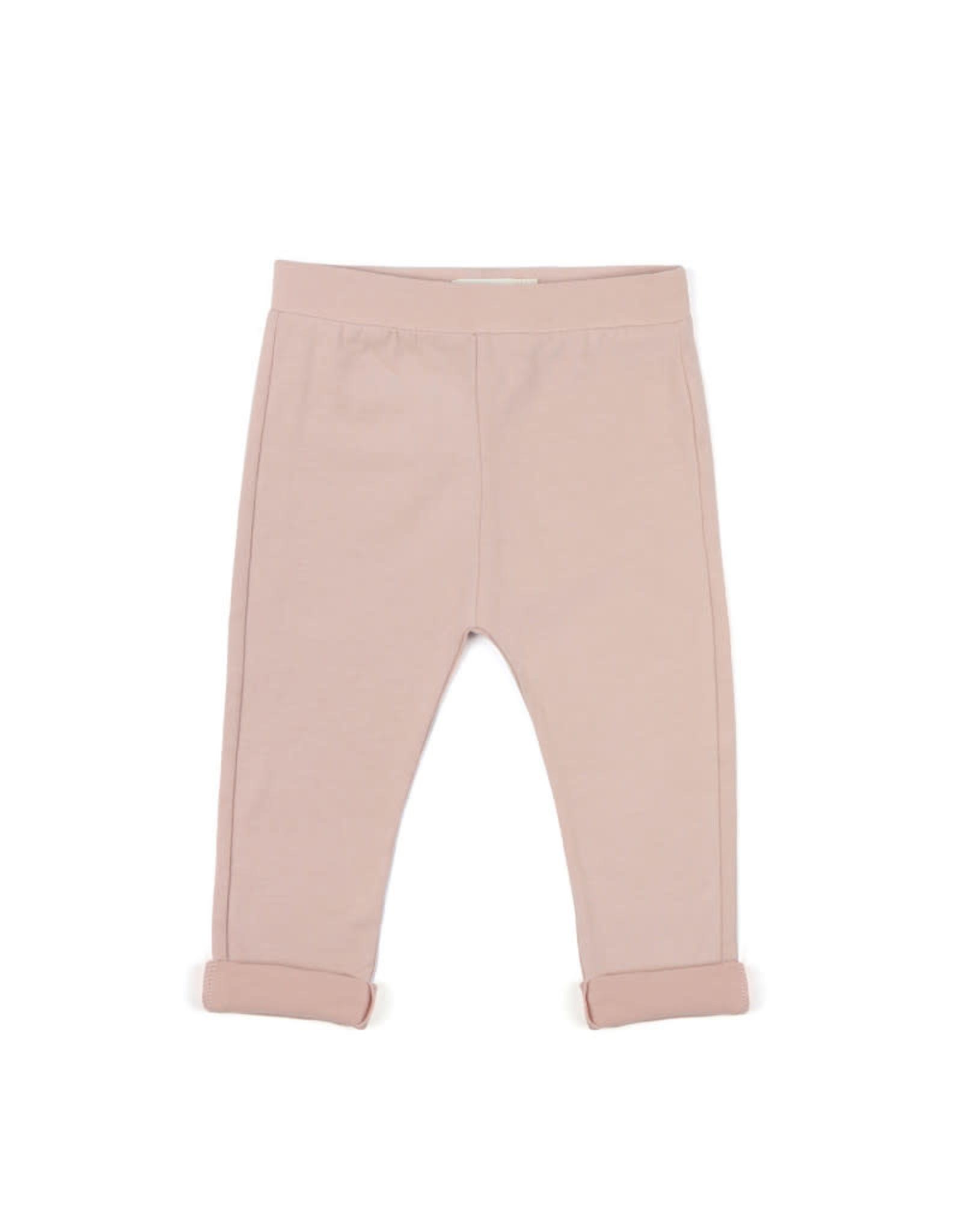 Phil & Phae Basic jersey pants Vintage Blush