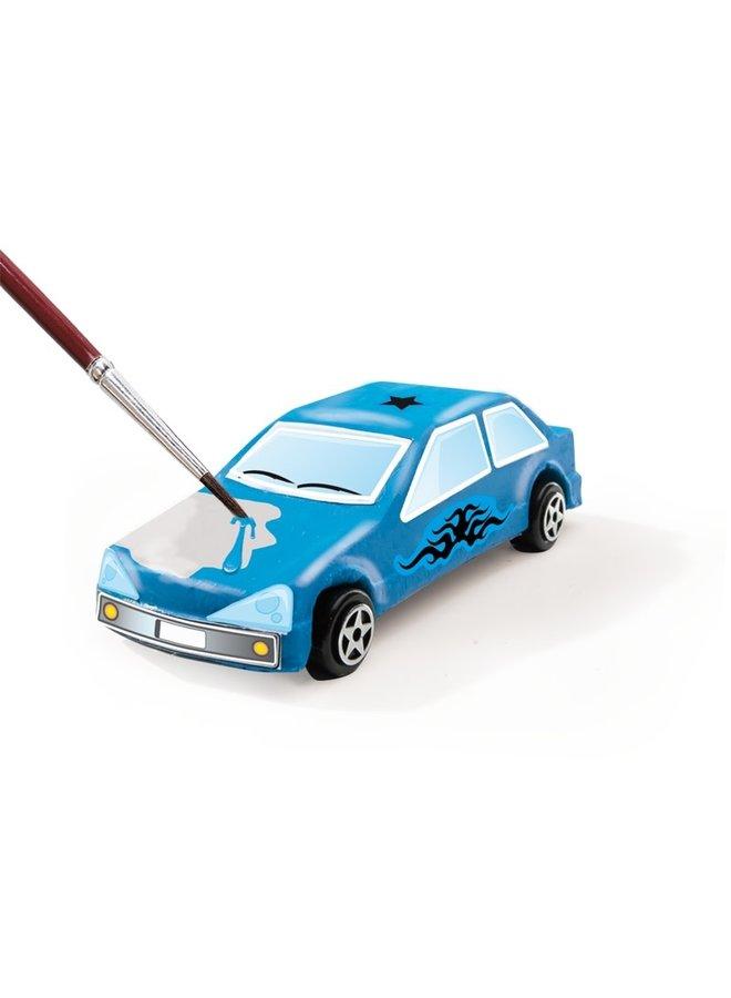 SES Auto's gieten en schilderen