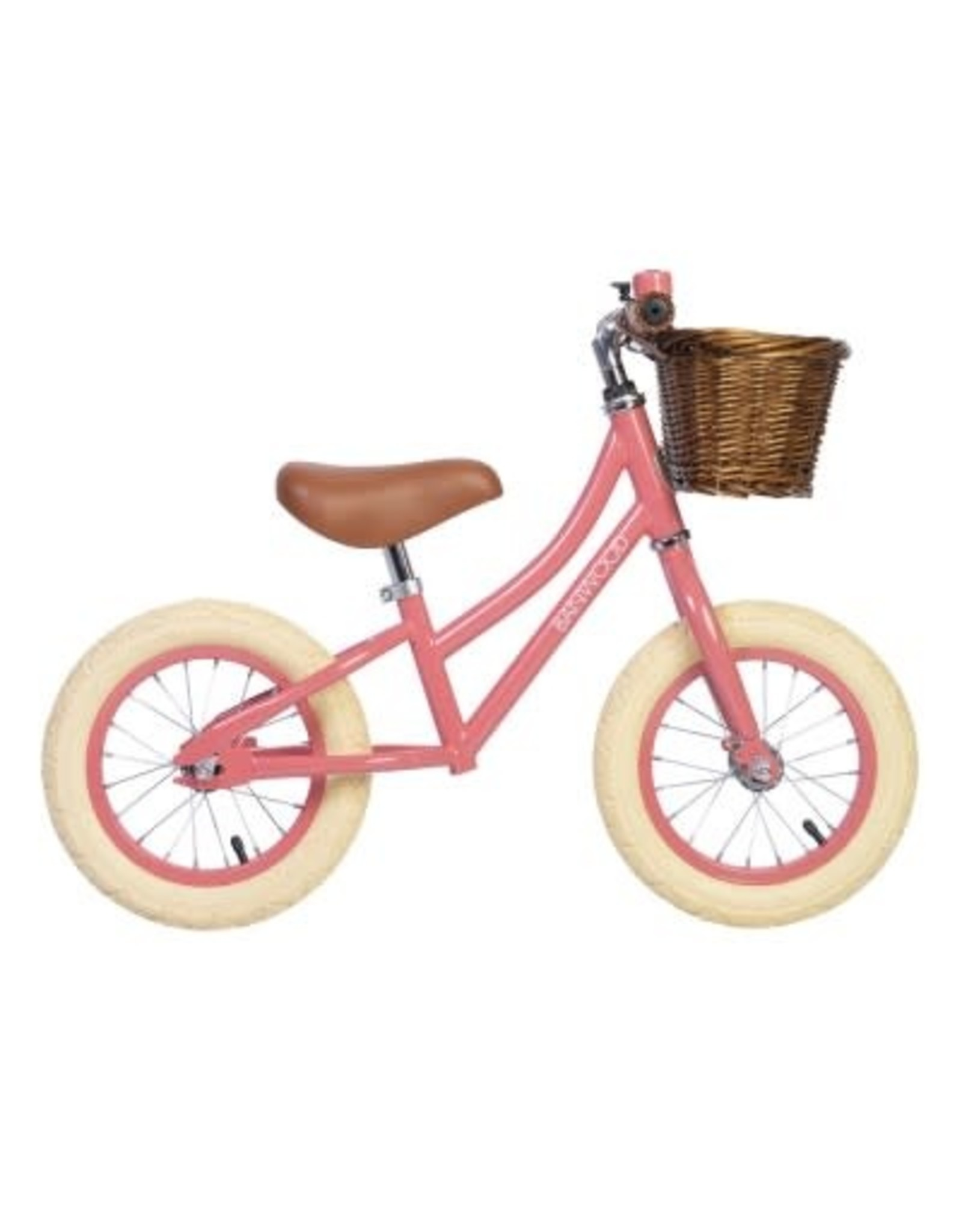 Banwood Banwood loopfiets First Go Coral