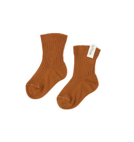 Phil & Phae ribbed baby socks Hazel