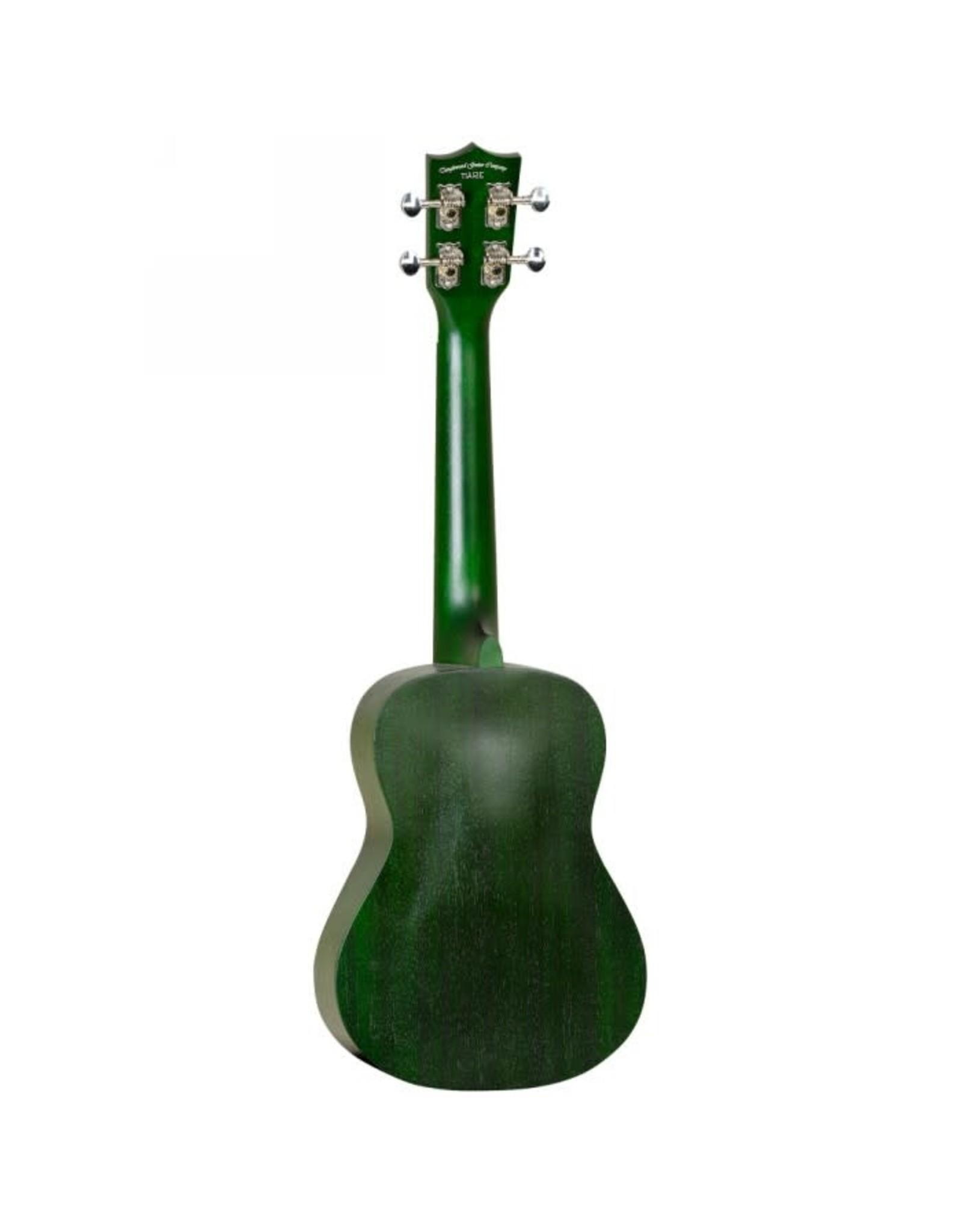 Tanglewood Tanglewood ukelele forrest green