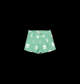 Tinycottons HELLO Pleat Short