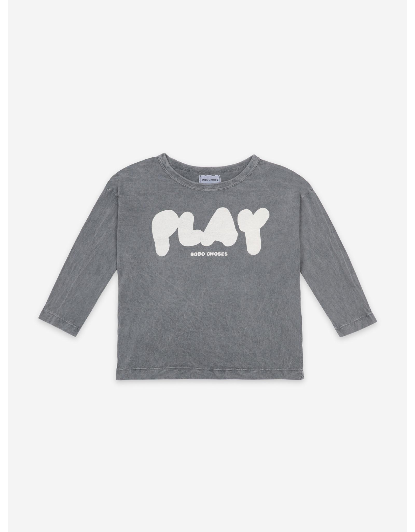 Bobo Choses Play Long Sleeve shirt