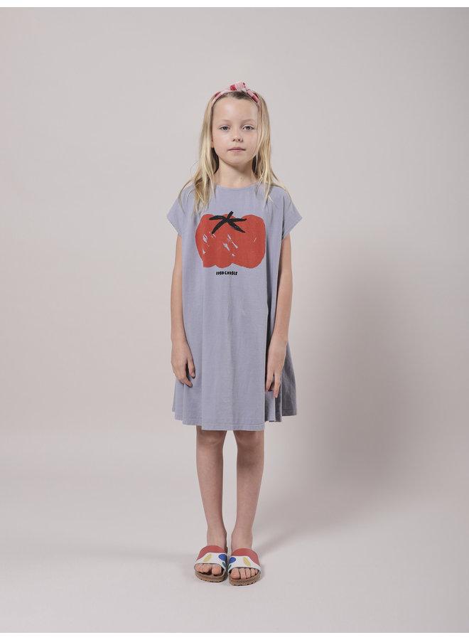 Tomato Jersey Dress