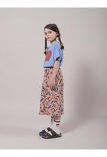 Bobo Choses Strokes All Over Jersey Midi Skirt