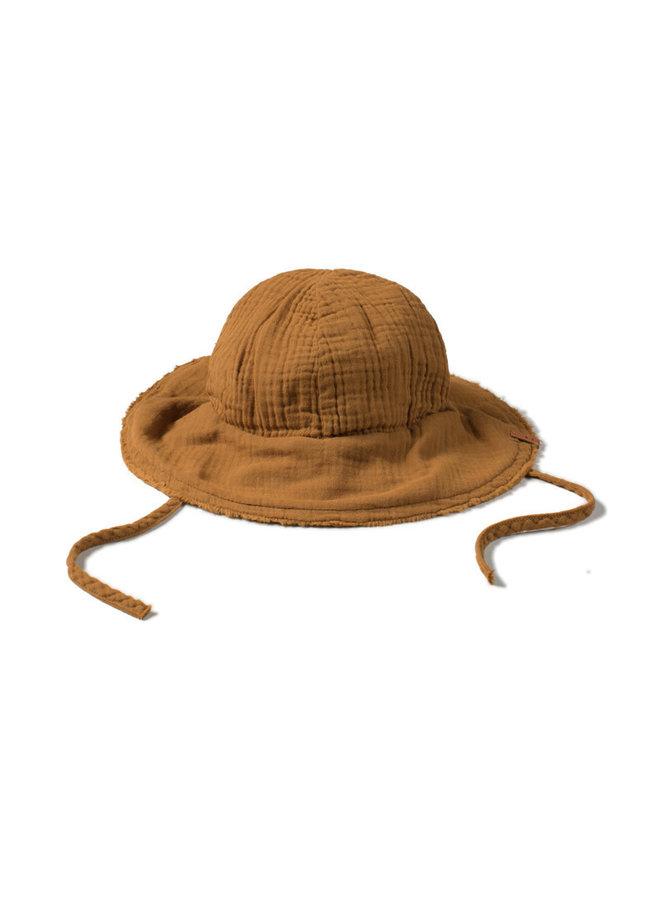 Sun Hat Caramel