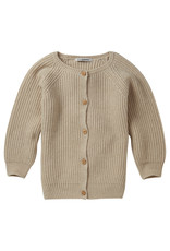 Mingo Knit cardigan Butter Cream