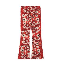 Ammehoela Flared pants liv Flower Big Hippie