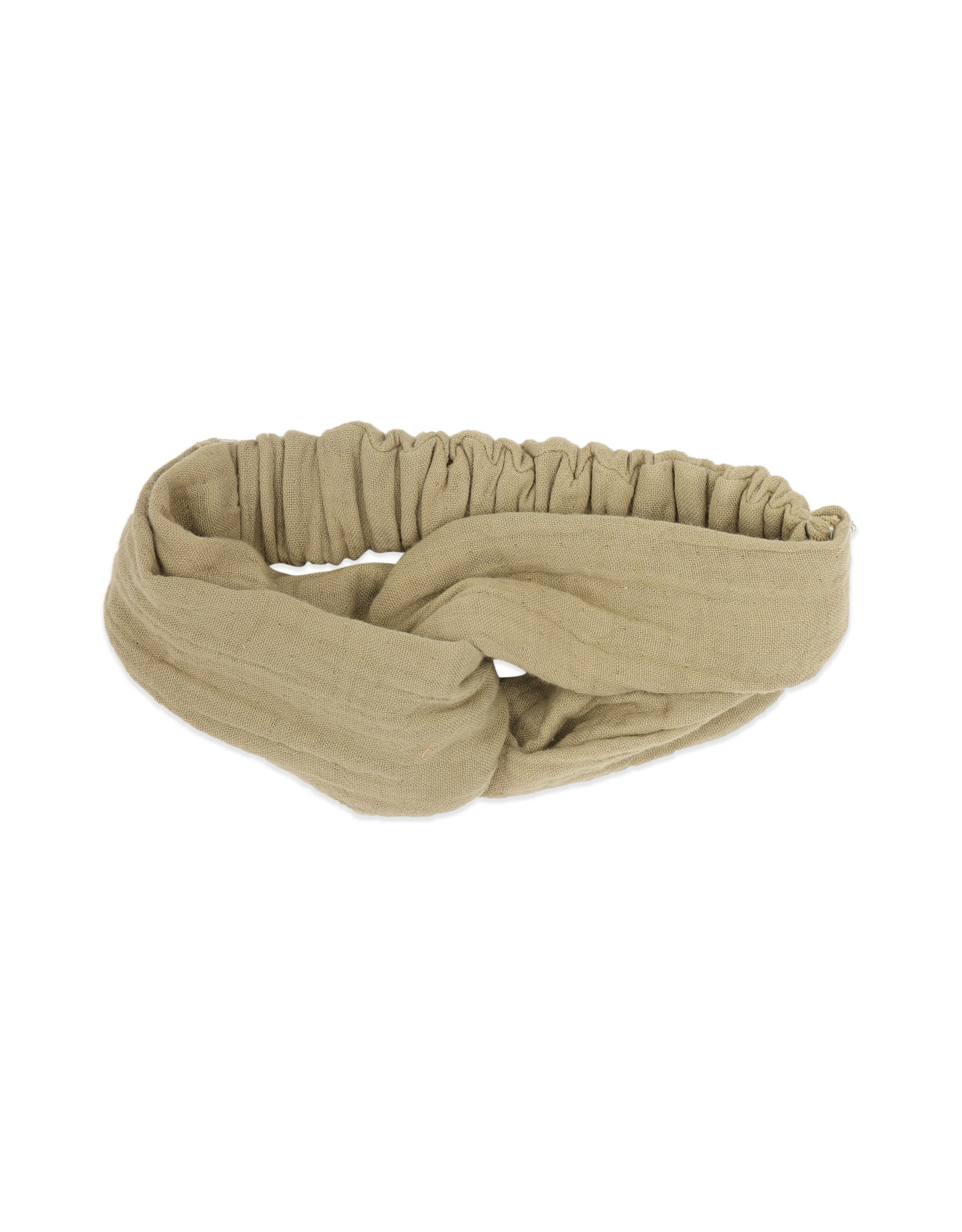 Ammehoela Mom Headband Ivy Army Grey
