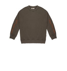 Ammehoela Sweater Rocky Antra Army