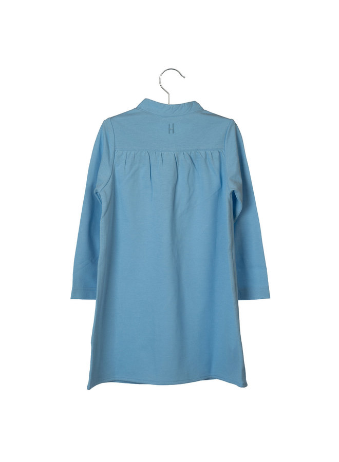Bohemien Dress Oliva Powder Blue