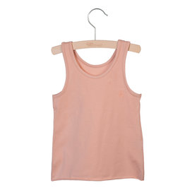 Little Hedonist Tanktop Maddy Cameo Rose