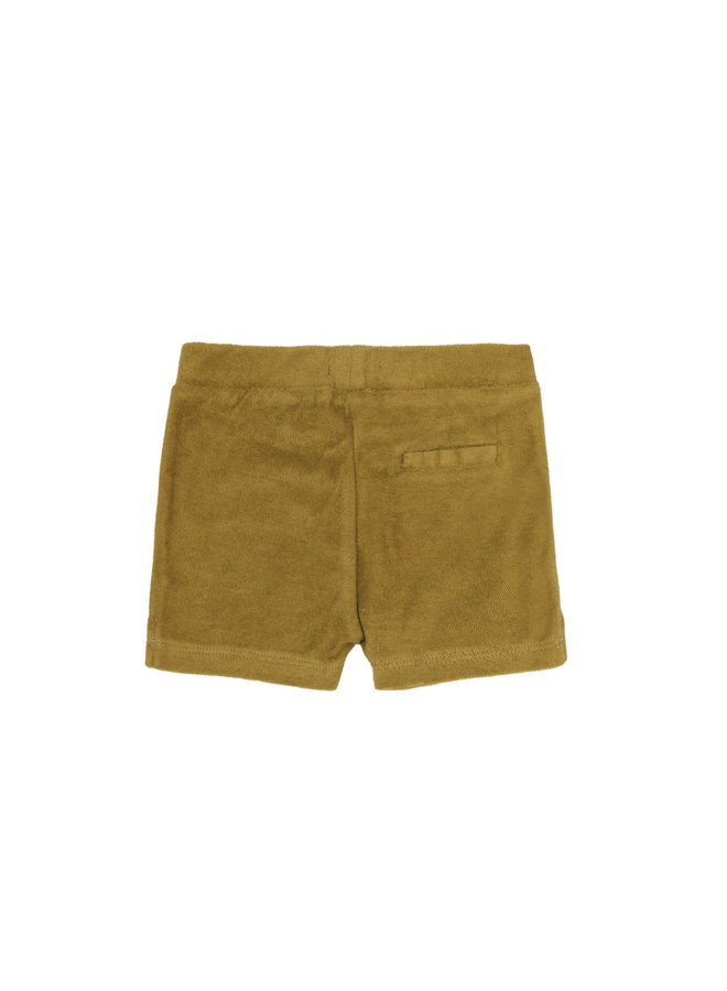 Frotte Shorts Pear