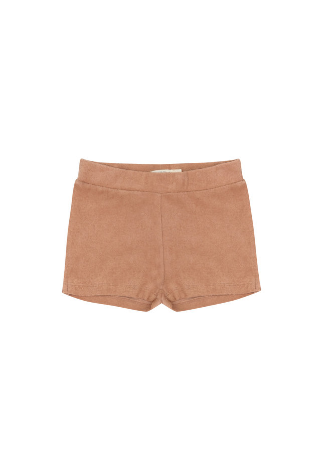 Frotte Shorts warm biscuit