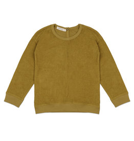 Phil & Phae Frotté Sweater Pear