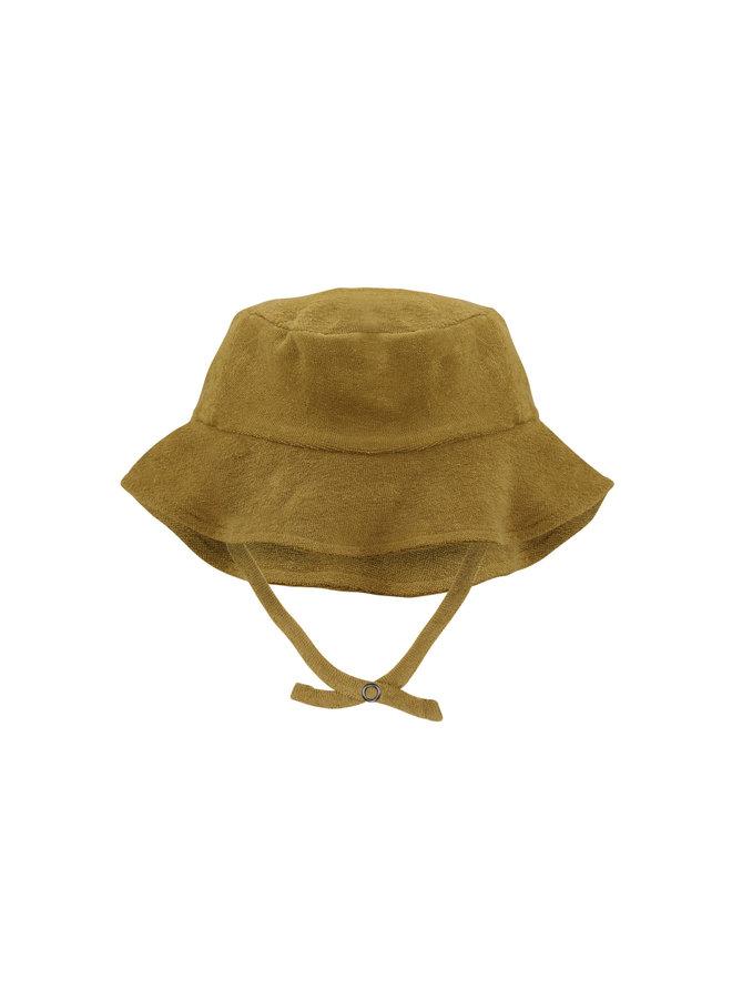 Frotté Sun Hat Pear