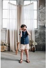 Blossom Kids Shirt short sleeve - Royal Blue