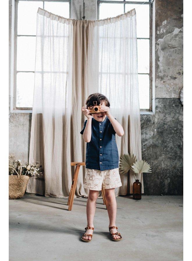 Shirt short sleeve - Royal Blue