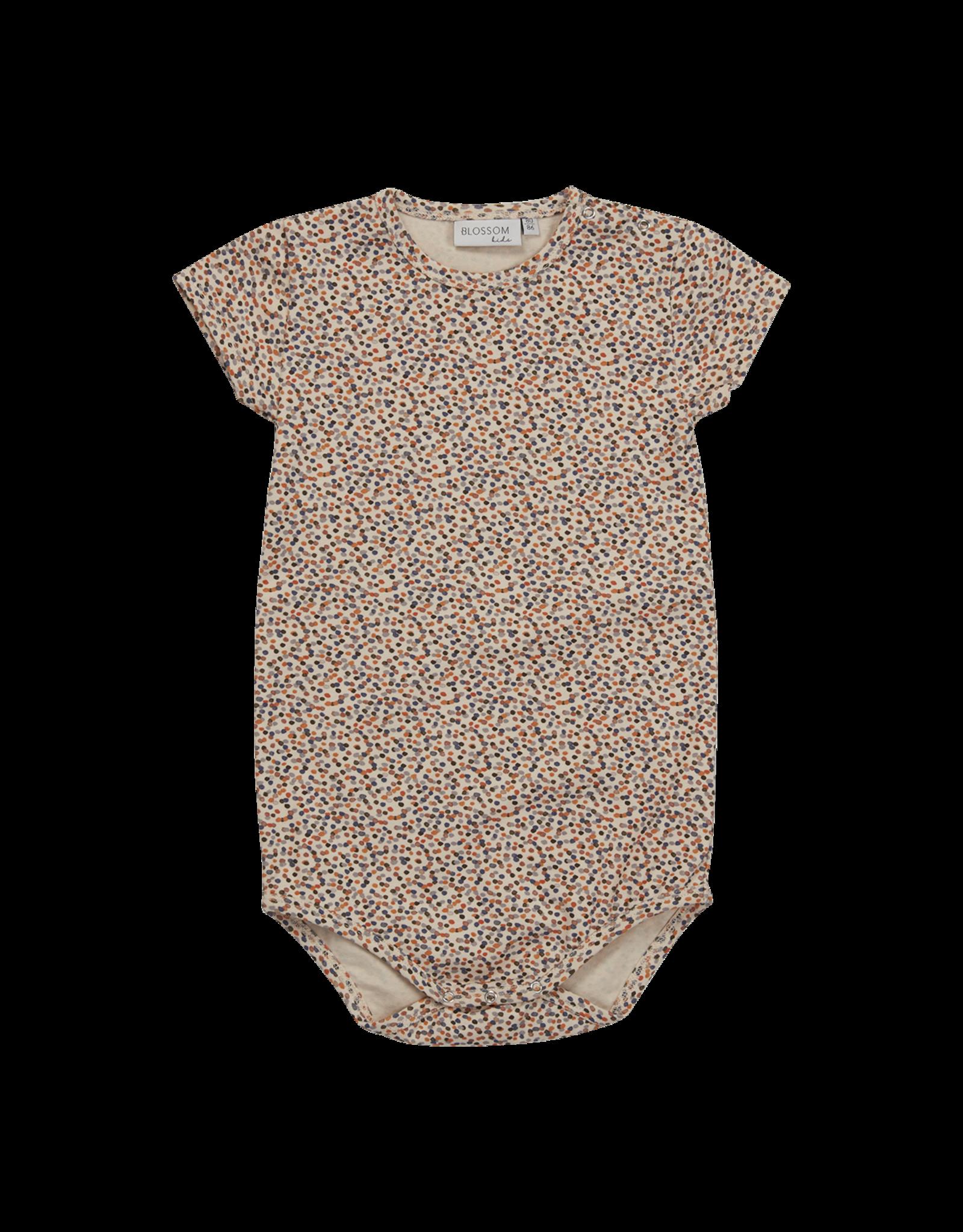 Blossom Kids Body short sleeve - Confetti Blossom