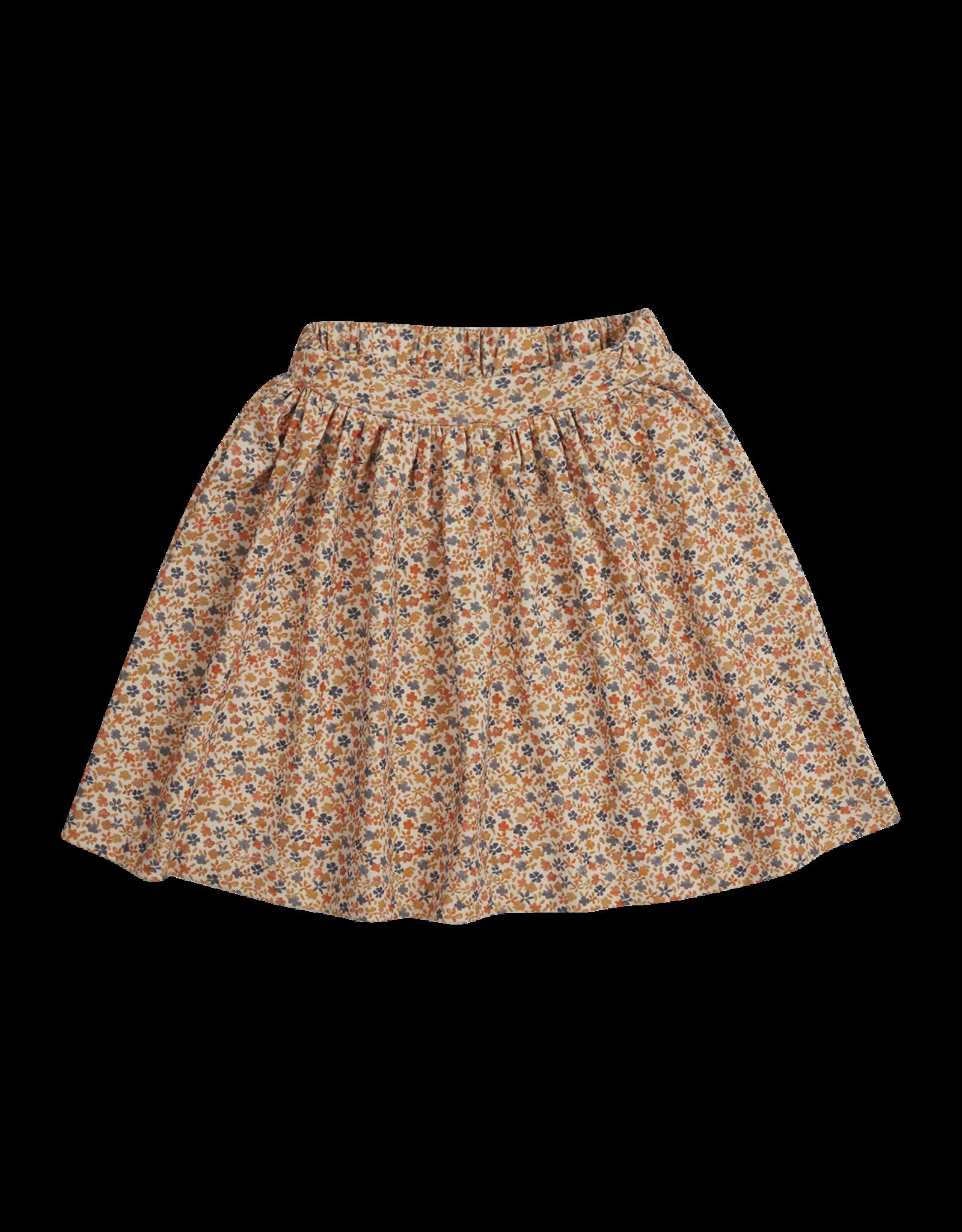 Blossom Kids Skirt - Aquarel flowers