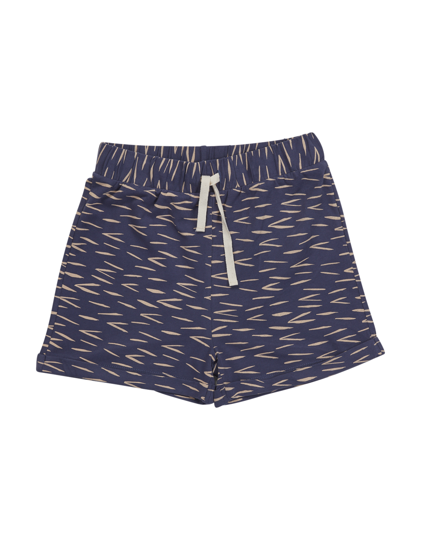 Blossom Kids Shorts - Zig Zag - Royal Blue