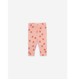Bobo Choses Chocolate Flowers All Over Leggings
