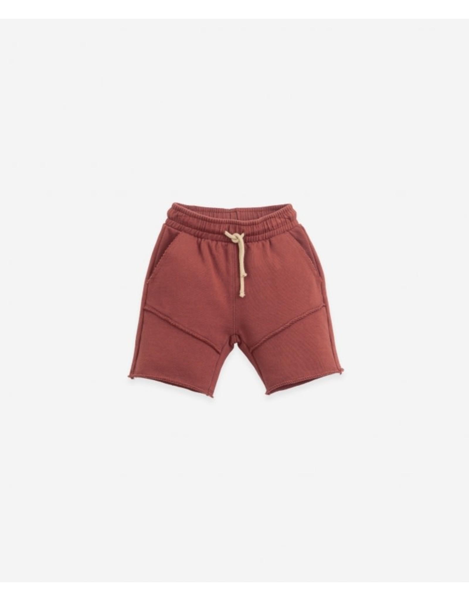 Play Up Fleece shorts - farm