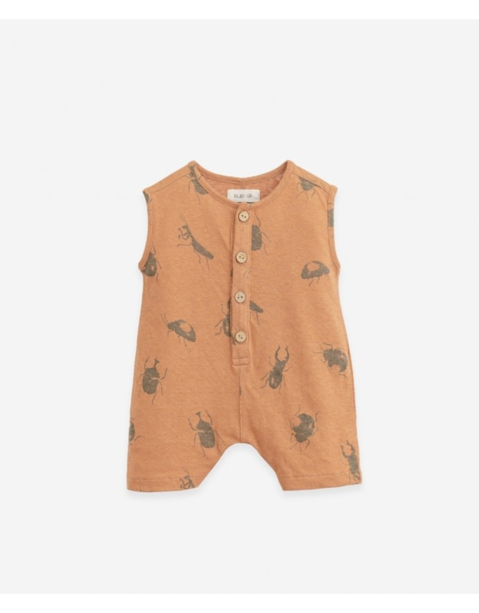 Play Up Short, printed jumpsuit