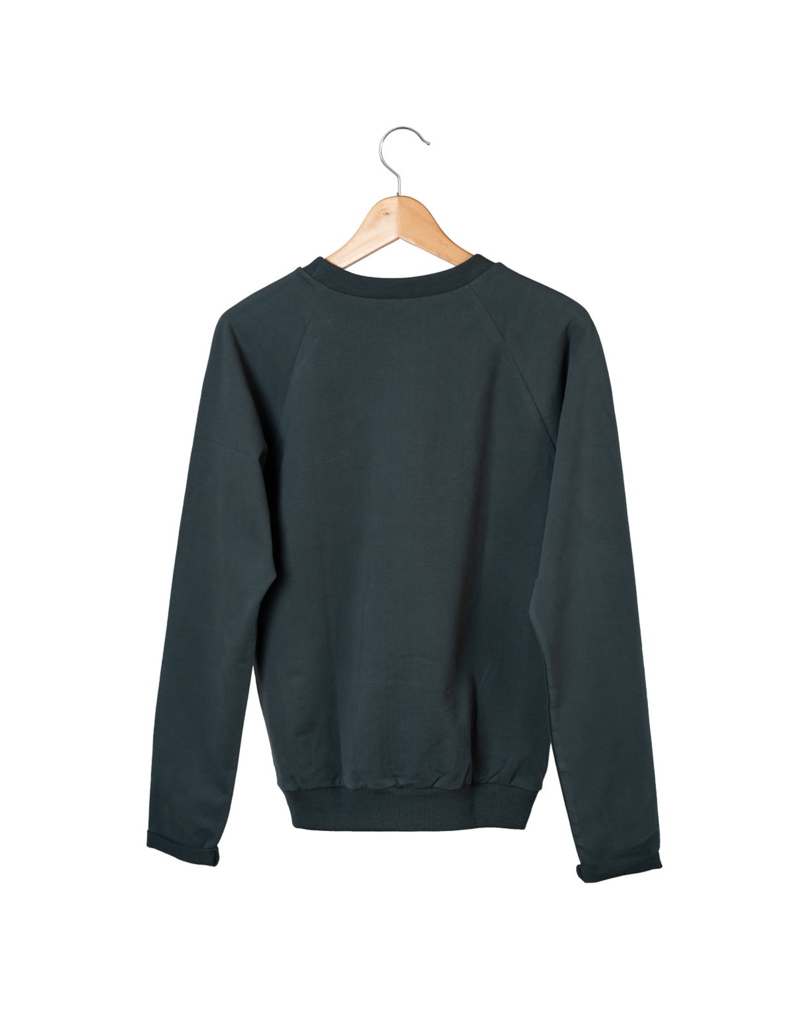 Waes Sweater Pirate Black