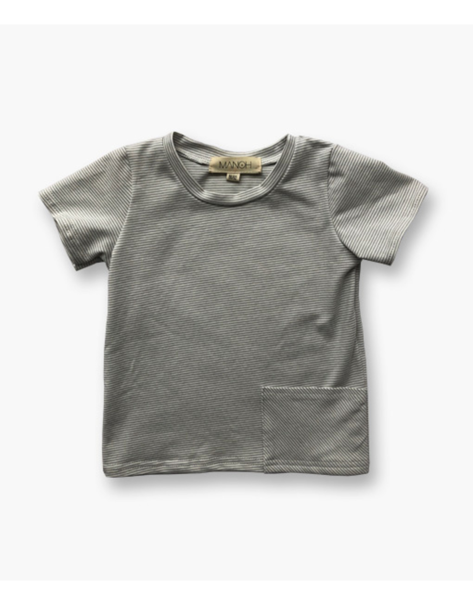Manoh t-shirt stripe
