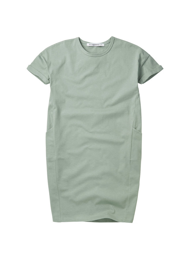 T-shirt Dress Sea Foam