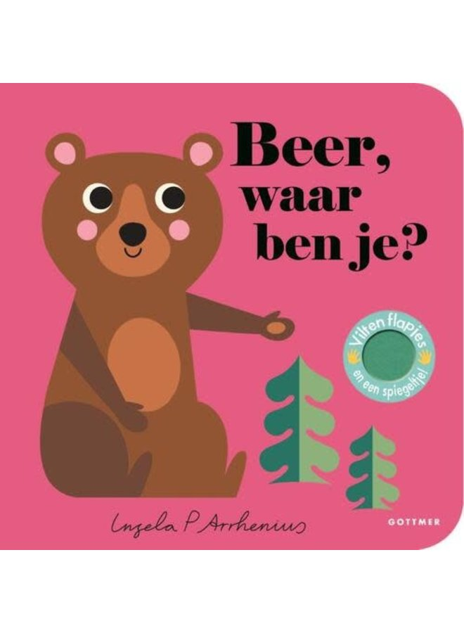 Beer, waar ben je?